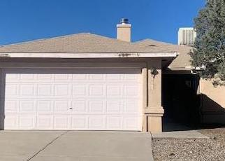 Foreclosure Home in Albuquerque, NM, 87120,  TERESA CT NW ID: F4493866