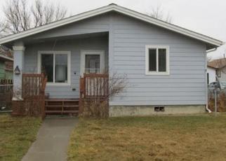 Casa en ejecución hipotecaria in Shelby, MT, 59474,  E CASCADE AVE ID: F4493955