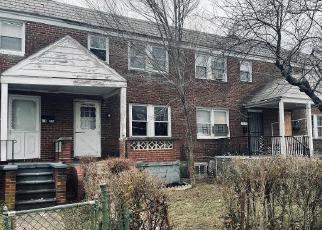 Casa en ejecución hipotecaria in Brooklyn, MD, 21225,  CAMBRIA ST ID: F4494666