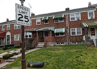 Casa en ejecución hipotecaria in Brooklyn, MD, 21225,  DORIS AVE ID: F4495859