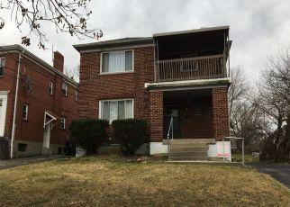 Casa en ejecución hipotecaria in Cincinnati, OH, 45237,  CARRAHEN AVE ID: F4496601