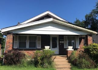 Casa en ejecución hipotecaria in Saint Louis, MO, 63120,  ROSEWOOD AVE ID: F4497089