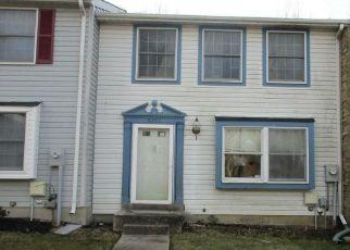 Casa en ejecución hipotecaria in Laurel, MD, 20723,  REDBRIDGE CT ID: F4497827