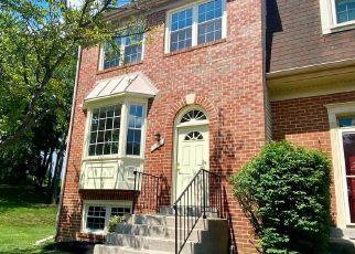 Casa en ejecución hipotecaria in Silver Spring, MD, 20904,  MOZART DR ID: F4497843