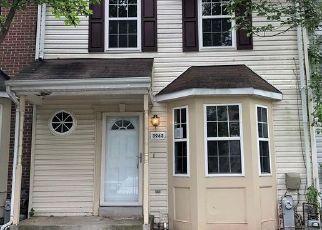 Casa en ejecución hipotecaria in Randallstown, MD, 21133,  RED DEER CIR ID: F4498047