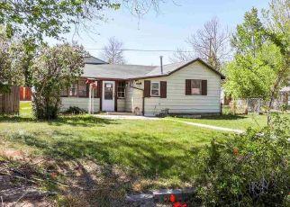 Casa en ejecución hipotecaria in Glenrock, WY, 82637,  S 1ST ST ID: F4498234