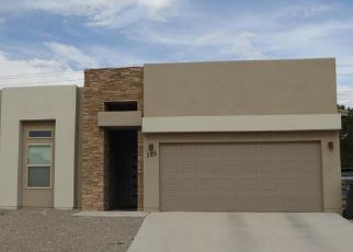Foreclosure Home in Canutillo, TX, 79835,  ISAIAS AVE ID: F4498285