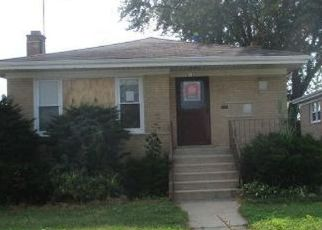 Foreclosure Home in Calumet City, IL, 60409,  BENSLEY AVE ID: F4498768