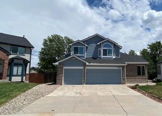 Foreclosure Home in Littleton, CO, 80127,  S OWENS CT ID: F4498831