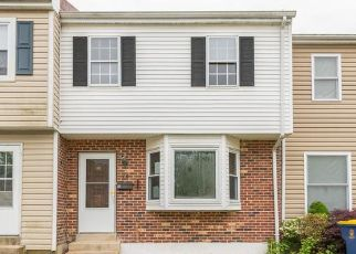 Foreclosure Home in Dover, DE, 19904,  FOREST CREEK DR ID: F4498979