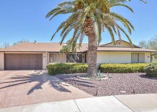 Casa en ejecución hipotecaria in Sun City West, AZ, 85375,  W ROCK SPRINGS DR ID: F4499536