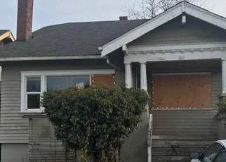 Casa en ejecución hipotecaria in Tacoma, WA, 98418,  TACOMA AVE S ID: F4500087