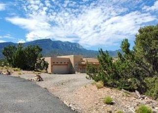 Casa en ejecución hipotecaria in Placitas, NM, 87043,  ASPEN RD ID: F4500120