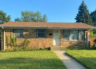 Foreclosure Home in Chicago Heights, IL, 60411,  W 17TH ST ID: F4500234