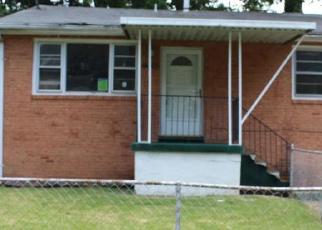 Casa en ejecución hipotecaria in Capitol Heights, MD, 20743,  RUSTON AVE ID: F4500918