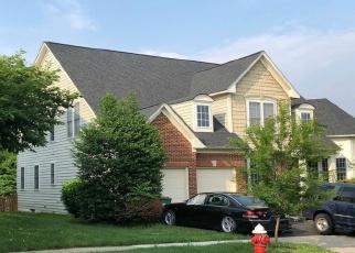 Casa en ejecución hipotecaria in Leesburg, VA, 20176,  ROCKY RIDGE CT ID: F4501032