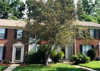 Foreclosed Homes in Upper Marlboro, MD, 20772, ID: F4501041
