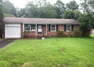 Foreclosure Home in Jacksonville, NC, 28540,  WALNUT DR ID: F4501604