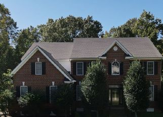 Casa en ejecución hipotecaria in Chesterfield, VA, 23832,  MAHOGANY DR ID: F4502641