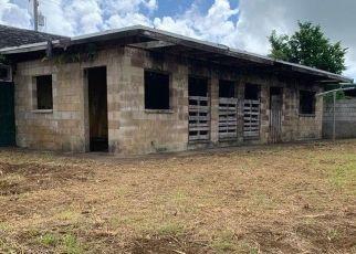 Casa en ejecución hipotecaria in Kilauea, HI, 96754,  OKA ST ID: F4503207