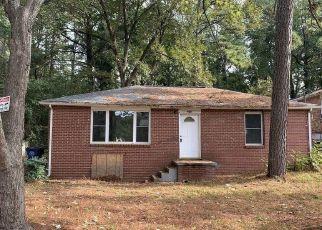 Casa en ejecución hipotecaria in Atlanta, GA, 30315,  WANDA CIR SW ID: F4503394