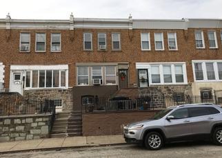 Casa en ejecución hipotecaria in Philadelphia, PA, 19120,  ROSEHILL ST ID: F4505233