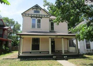 Foreclosure Home in Hutchinson, KS, 67501,  E SHERMAN ST ID: F4505871