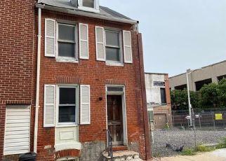 Casa en ejecución hipotecaria in Baltimore, MD, 21230,  E WEST ST ID: F4506928