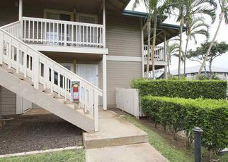 Casa en ejecución hipotecaria in Kihei, HI, 96753,  KENOLIO RD ID: F4507054