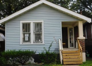 Casa en ejecución hipotecaria in Saint Louis, MO, 63133,  JULIAN AVE ID: F4507272