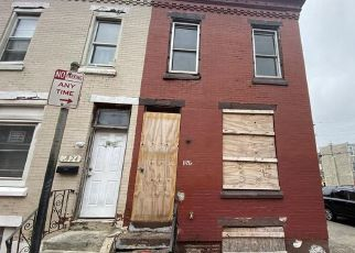 Foreclosure Home in Philadelphia, PA, 19132,  W RUSH ST ID: F4508707