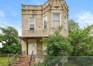 Casa en ejecución hipotecaria in Chicago, IL, 60621,  S MORGAN ST ID: F4511536