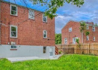Casa en ejecución hipotecaria in Pikesville, MD, 21208,  DEERFIELD RD ID: F4512038
