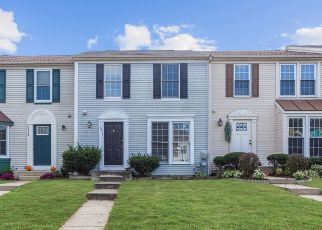Casa en ejecución hipotecaria in Elkridge, MD, 21075,  WIMBLEDON CT ID: F4512045