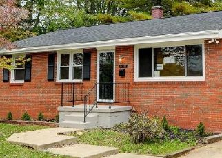 Casa en ejecución hipotecaria in Randallstown, MD, 21133,  WOODSPRING CT ID: F4512353