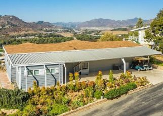 Foreclosure Home in Fallbrook, CA, 92028,  DULIN RD SPC 201 ID: F4512393