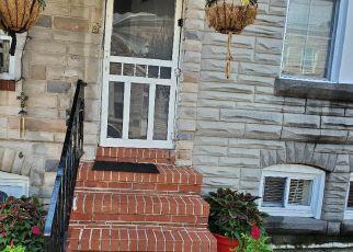 Casa en ejecución hipotecaria in Curtis Bay, MD, 21226,  CHURCH ST ID: F4513176