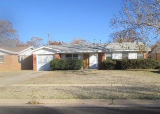Foreclosure Home in Lubbock, TX, 79412,  46TH ST ID: F4513848