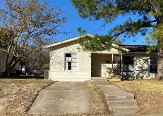 Foreclosure Home in Tarrant county, TX ID: F4517027