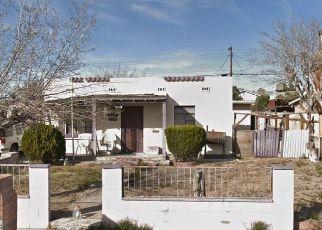 Foreclosure Home in El Paso, TX, 79915,  HERMOSILLO DR ID: F4517567