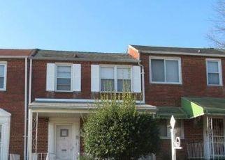Casa en ejecución hipotecaria in Baltimore, MD, 21215,  DOLFIELD AVE ID: F4517632