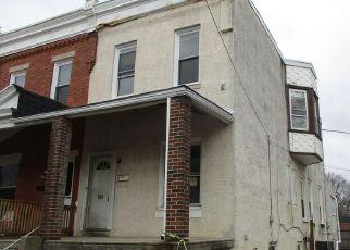 Casa en ejecución hipotecaria in Darby, PA, 19023,  FRANCIS ST ID: F4518331
