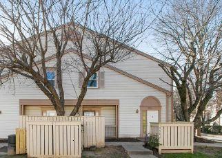 Casa en ejecución hipotecaria in Germantown, MD, 20876,  APPLEDOWRE CIR ID: F4518949