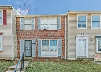 Casa en ejecución hipotecaria in Capitol Heights, MD, 20743,  POSSUM CT ID: F4518951