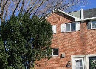 Casa en ejecución hipotecaria in Sharon Hill, PA, 19079,  TRIBBETT AVE ID: F4519620