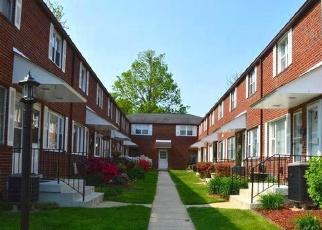 Casa en ejecución hipotecaria in Laurel, MD, 20707,  MAIN ST ID: F4519690