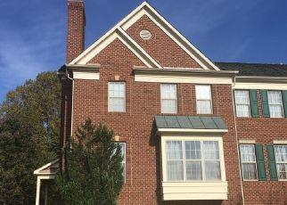 Casa en ejecución hipotecaria in Bowie, MD, 20721,  BROOKEVILLE LANDING CT ID: F4521650