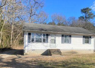Casa en ejecución hipotecaria in Snow Hill, MD, 21863,  SHOCKLEY RD ID: F4521669