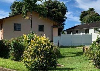 Foreclosure Home in Kapaa, HI, 96746,  ALIALI RD ID: F4522218