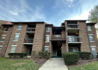 Casa en ejecución hipotecaria in Gaithersburg, MD, 20879,  CORIANDER DR ID: F4522254
